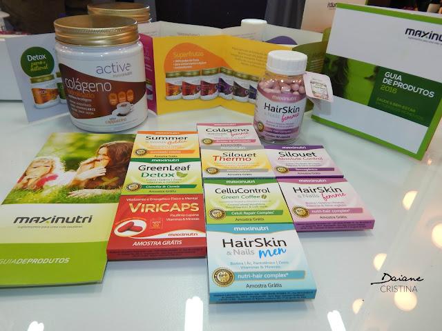 Parceria e Recebidos Maxinutri