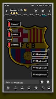 BBM MOD Barca v3.2.5.12 APK