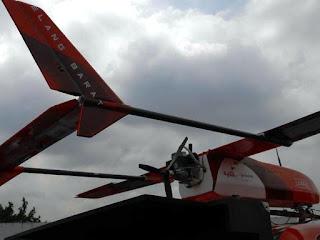 Mengenal Drone Telkomsel Elang Nusa - GudangDrone
