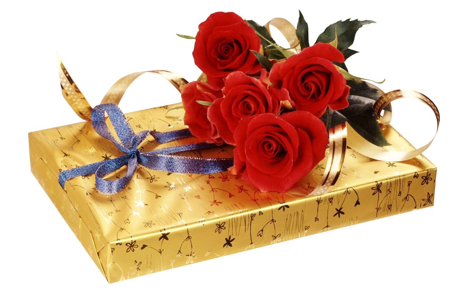 Valentine S Day Romantic Rose Hd Desktop Wallpapers Free Download