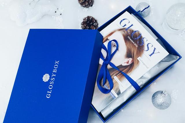 glossybox_decembre_noel_revue_blog_beaute