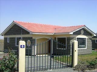 House loans form Sacco's kenya