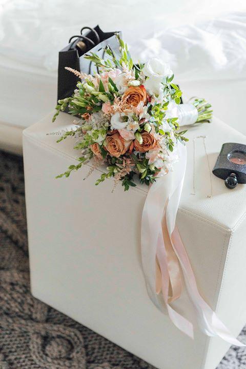 bukiety na ślub