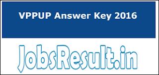 VPPUP Answer Key 2016