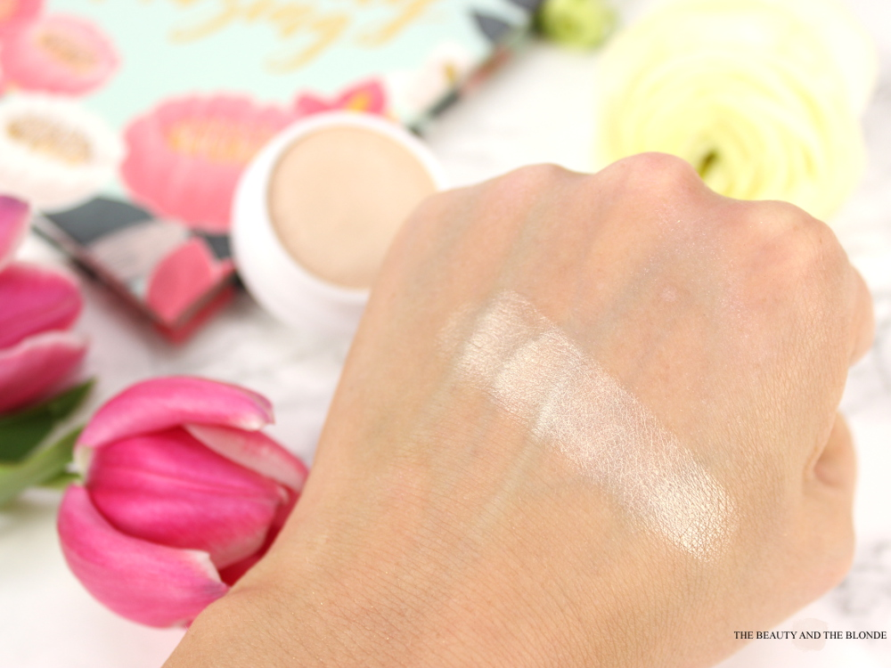 Colourpop Super Shock Highlighter Lunch Money Swatch Review