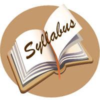 GRE Syllabus