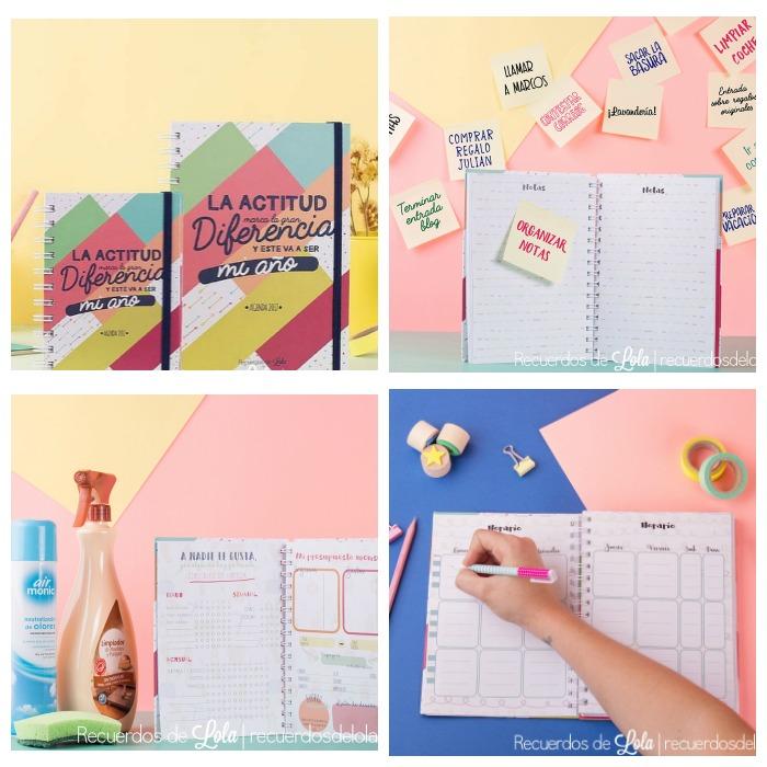 agenda 2016-2017 Recuerdos de Lola
