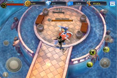 nyva Dungeon Hunter III chega dia 21 deste mês para iPhone, iPad e iPod Touch