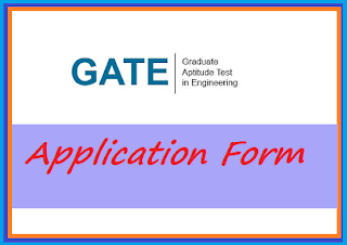 GATE 2019 Application form | Apply Online @gate.iitm.ac.in