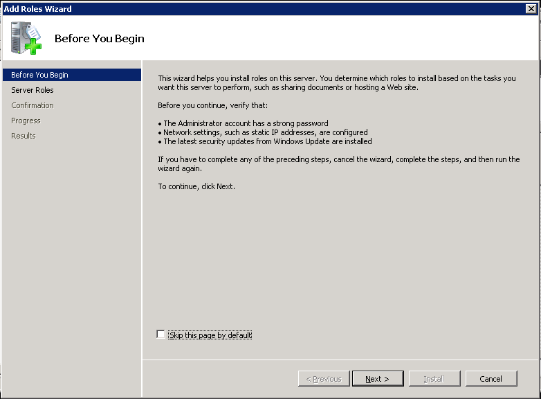 Install a Root Certificate Authority on a Windows Server | TechCrumble