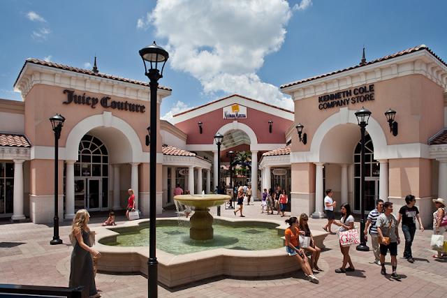 outlets de Orlando