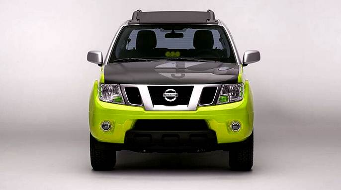 2017 Nissan Frontier prices