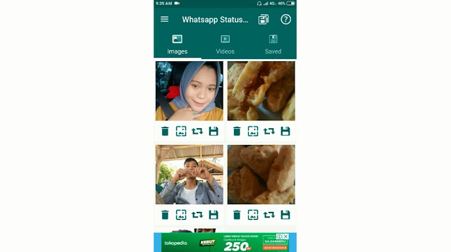 Cara Download Status Wa (WhatsApp) Terbaru !