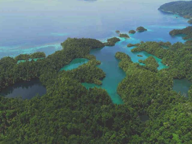 Pulau Tawale jadi Surga tersembunyi di Halmahera Selatan