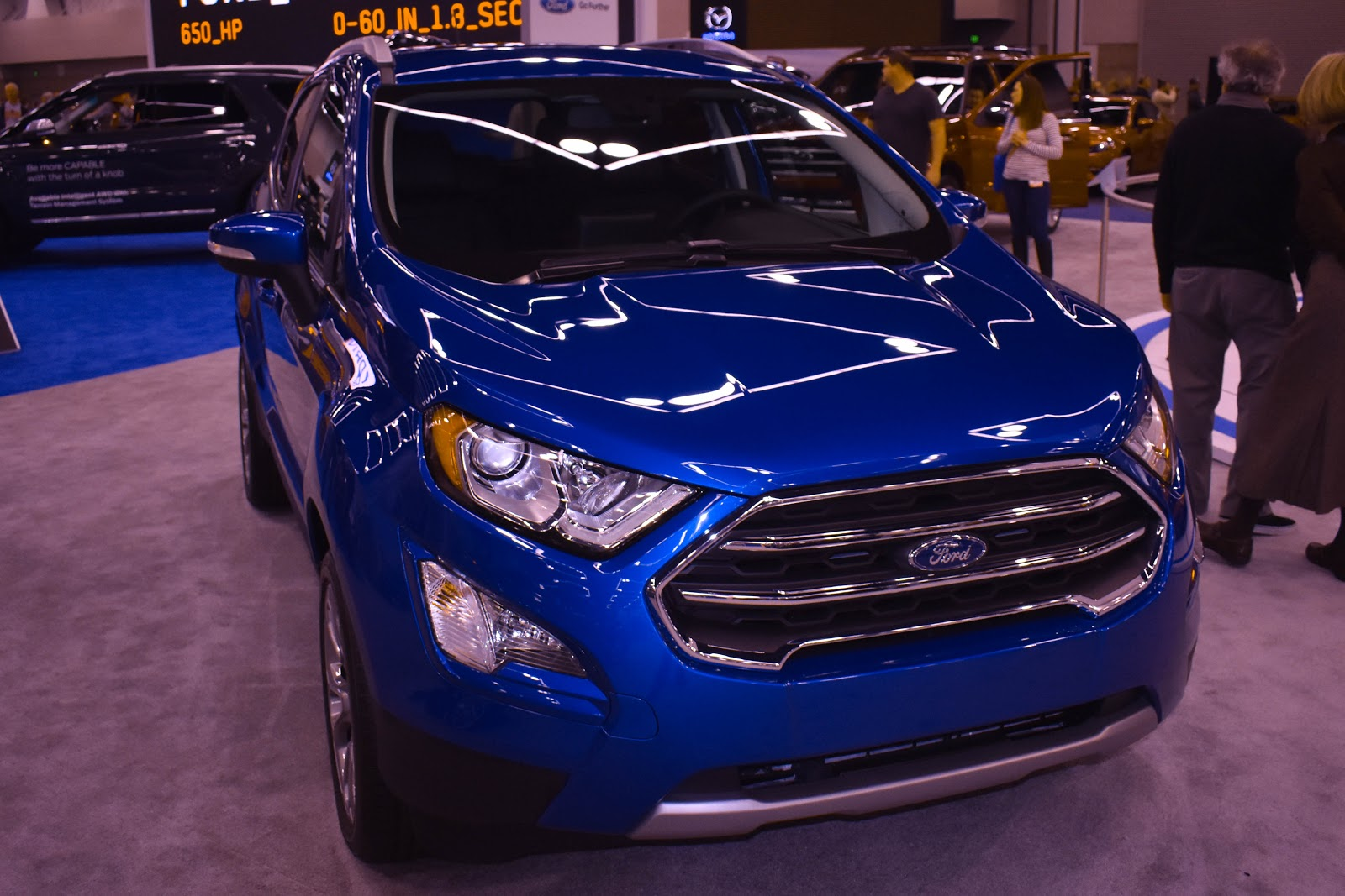 Gresham Ford Your Oregon Ford Dealership Whats At The - Portland car show 2018