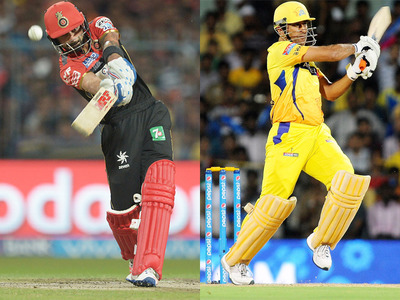 Chennai Superkings Vs Royal Challengers Bangalore