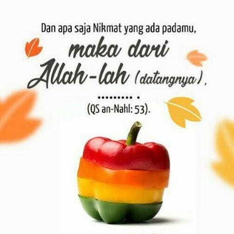 Syukuri Nikmat