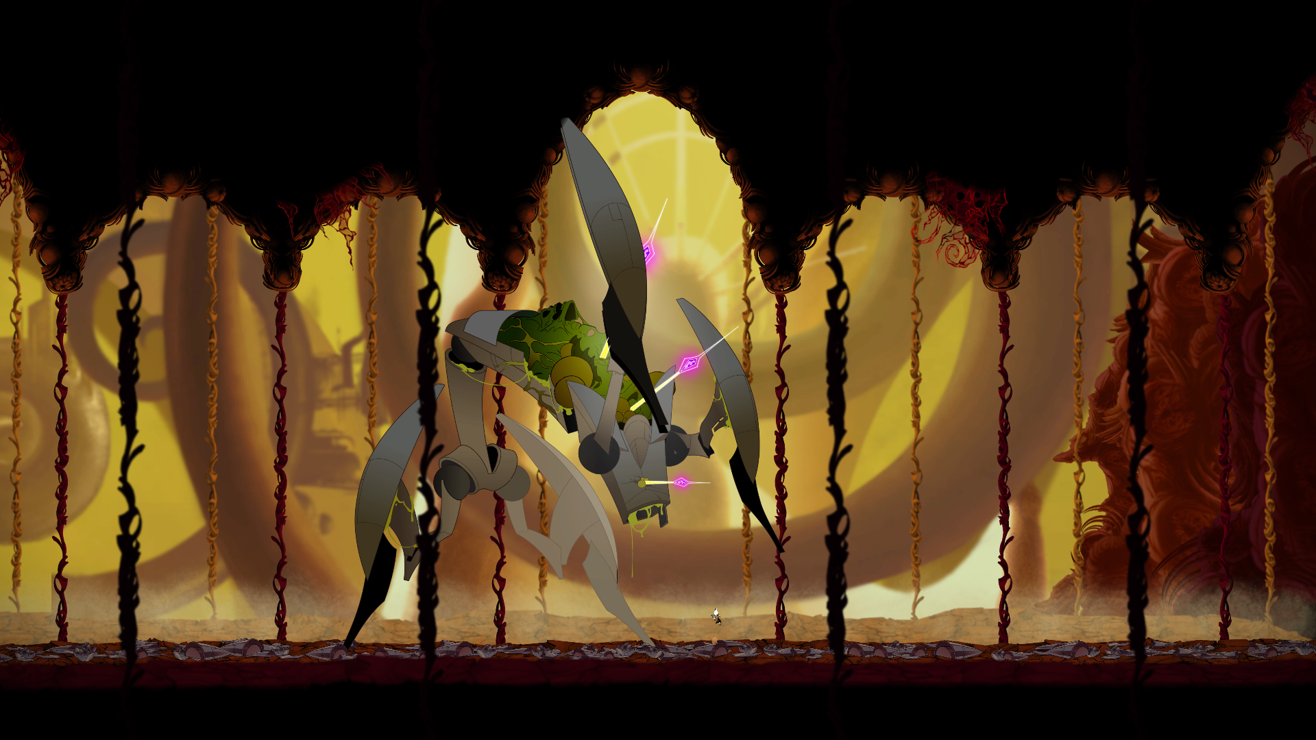 Sundered eldritch edition wallpapers read games review - Eldritch wallpaper ...