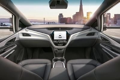 autonomous vehicle view