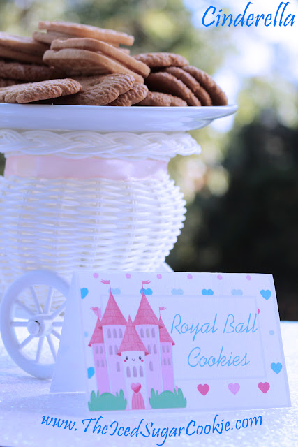Cinderella Birthday Party Printables Food Label Tent Cards, Cupcake Toppers, Flag Hanging Garland Banner, DIY Cutout Template-Gus Gus & Jaq Cheese, Royal Ball Cookies,Cinderella Punch-Princess Party, What the food tent cards say: Cinderella Punch Carriages Gus Gus & Jaq Cheese Royal Ball Cookies Even Miracles Take A Little Time Pumpkin Carriage Dip Dreams Come True Glass Slippers Cinderella-(on 4 food cards) Cinderella Cakes Cinderella Cookies Take One Princess Food Cinderella Fruit Bowls Royal Snacks Mice Bars Castles Cinderella Sandwiches Cinderella Chips Mice Dip Cinderella Drinks Blank- 12 blank food cards to write or type your own words. Just open your JPEG in photoshop or a Paint to type.