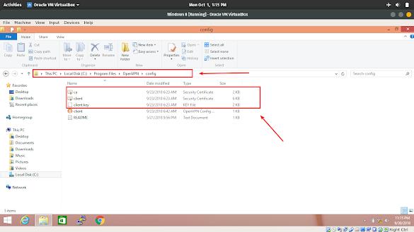 Cara Buat Config Openvpn Sendiri : Cara Cepat & Mudah Buat Personal VPN Server Sendiri ... : Cara buat config openvpn sendiri.