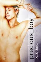 Review: Precious_boy by K.Z. Snow