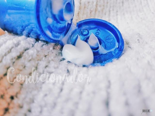 #EuTestei: Shampoo e condicionador SUAVE - CONDICIONADOR