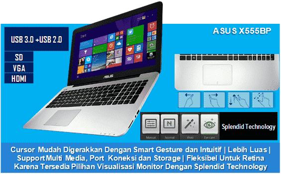 laptop asus windows 10 terbaik untuk pelajar dan mahasiswa