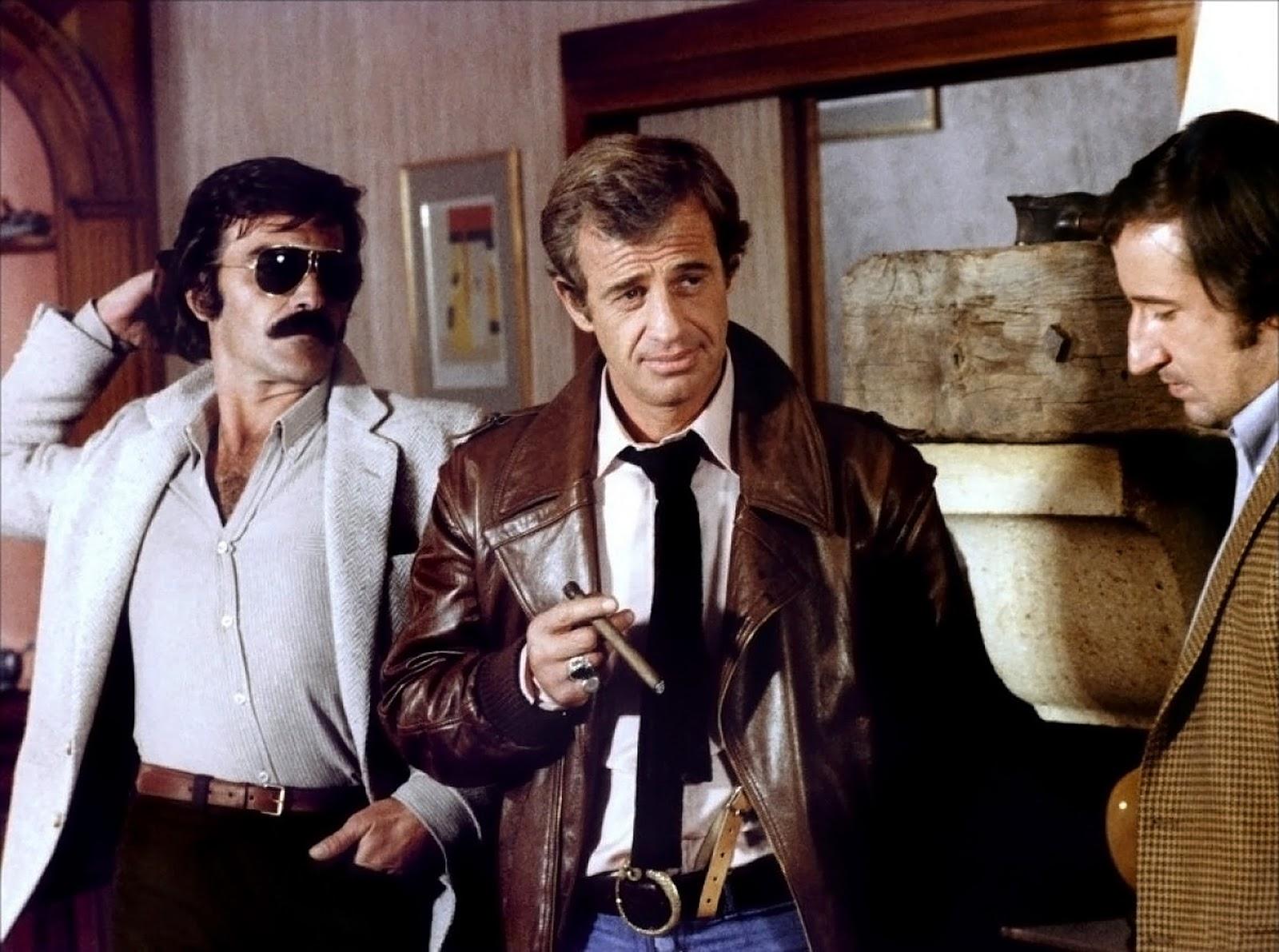 Le nouveau cinéphile: Les meilleures répliques de Flic ou voyou, avec Jean-Paul Belmondo.
