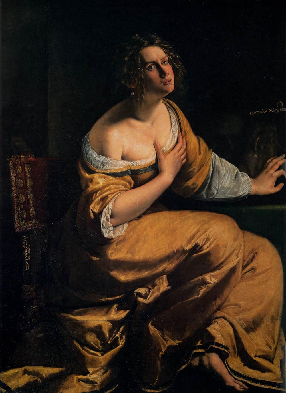Artemisia Gentileschi   Baroque Era painter   Tutt'Art ...