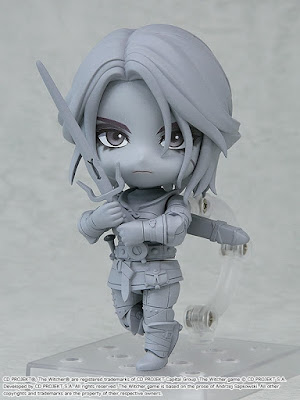 The Witcher 3: Wild Hunt Nendoroid Ciri