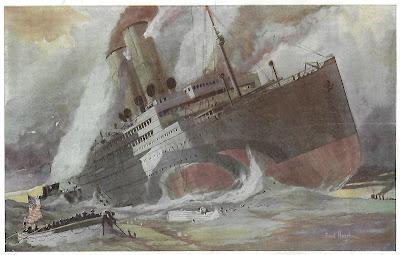 The Sinking of the Tuscania - Kossuth County History Buff