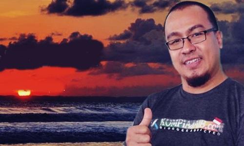 Biodata Adhy Suryadi Si Mastah Template Blogger Pemilik Situs Kompi Ajaib