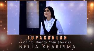 Lirik Lagu Lupakanlah - Nella Kharisma