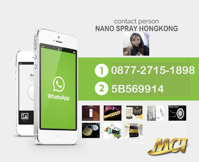 Nano Spray Hongkong