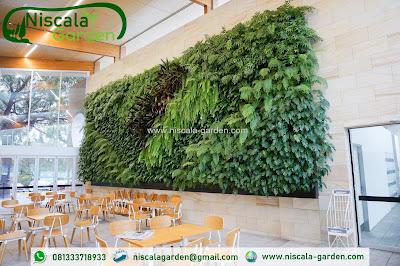 Harga Vertical Garden Surabaya