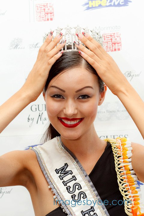 Photos of the Send-off Party for Angela Byrd, Miss Hawaii USA 2011 - She will represent Hawaii in Miss USA 2011 pageant