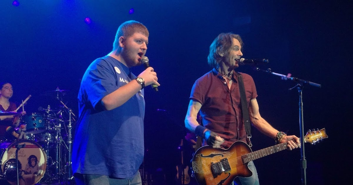 Rick Springfield And Us News You Can Use Rick Makes A Wish Come True