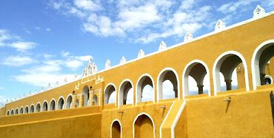Convento de Izamal Turismo