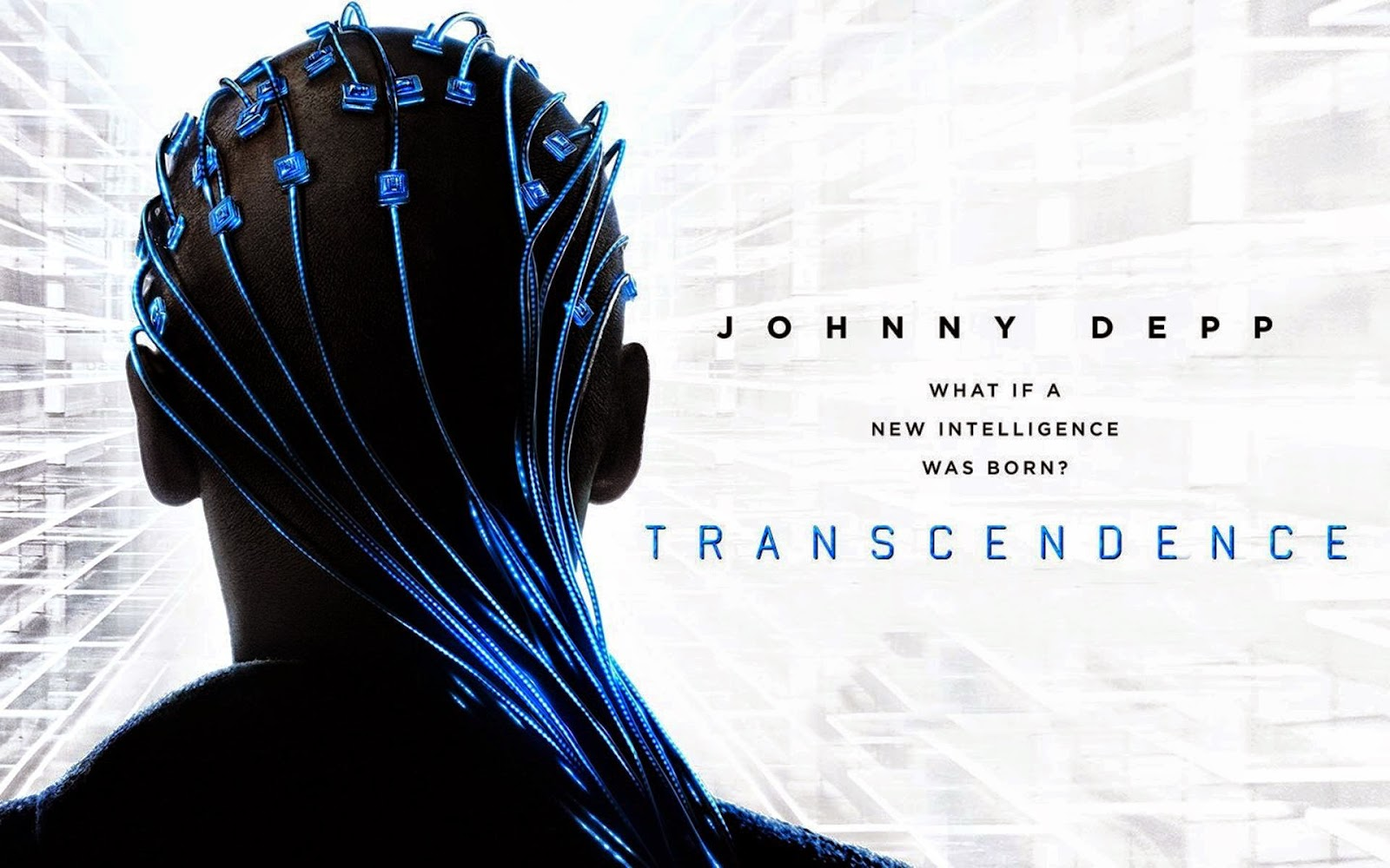 Transcendence(2014) Movie Trailer & Review