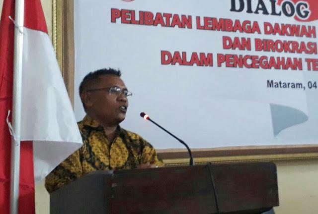 Rektor UIN Mataram: Semua Gerakan Radikal di Kampus ini Akan Saya Libas!