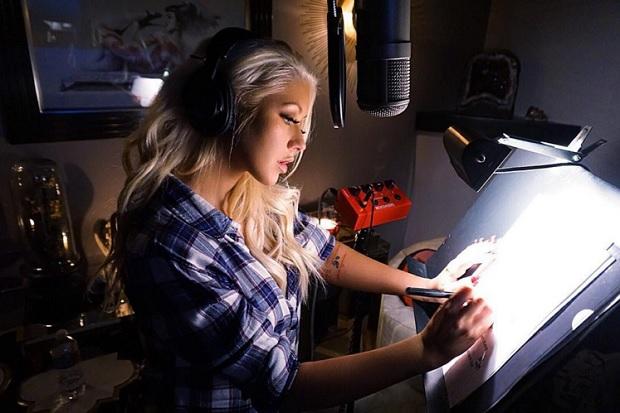 Christina Aguilera estrenó su nuevo single 'Change'