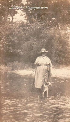 Mrs. Beavers Page County, VA about 1920s https://jollettetc.blogspot.com