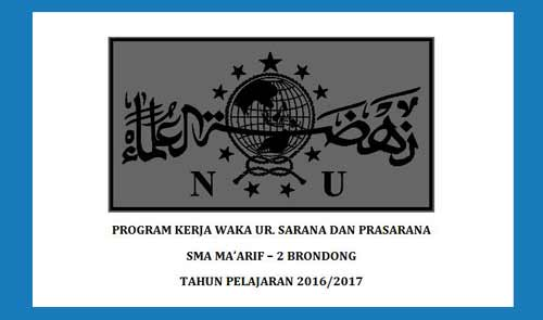 Sampul Program Kerja