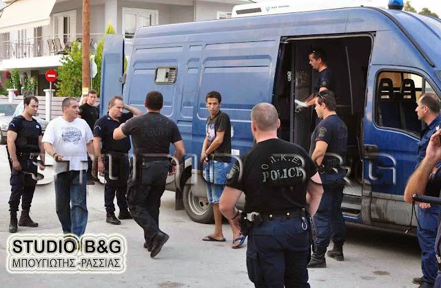 Η ακύρωση τακτικών μεταγωγών από την Δ. Μ. Δικαστηρίων Αττικής επιβάρυναν την Αστυνομική Διεύθυνση Αργολίδας