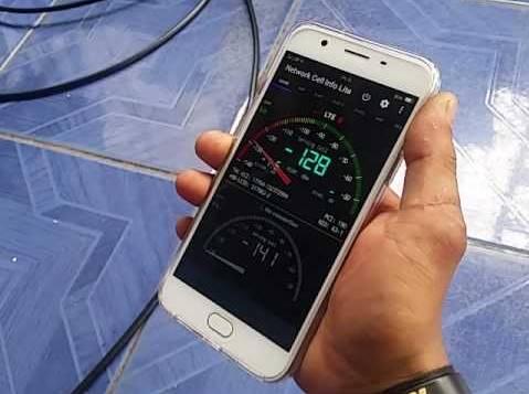 Aplikasi Penguat Sinyal 3G & 4G