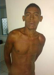 Polícia Civil desvenda latrocínio e prende suspeito pelo crime de latrocínio em Santa Quitéria do Maranhão