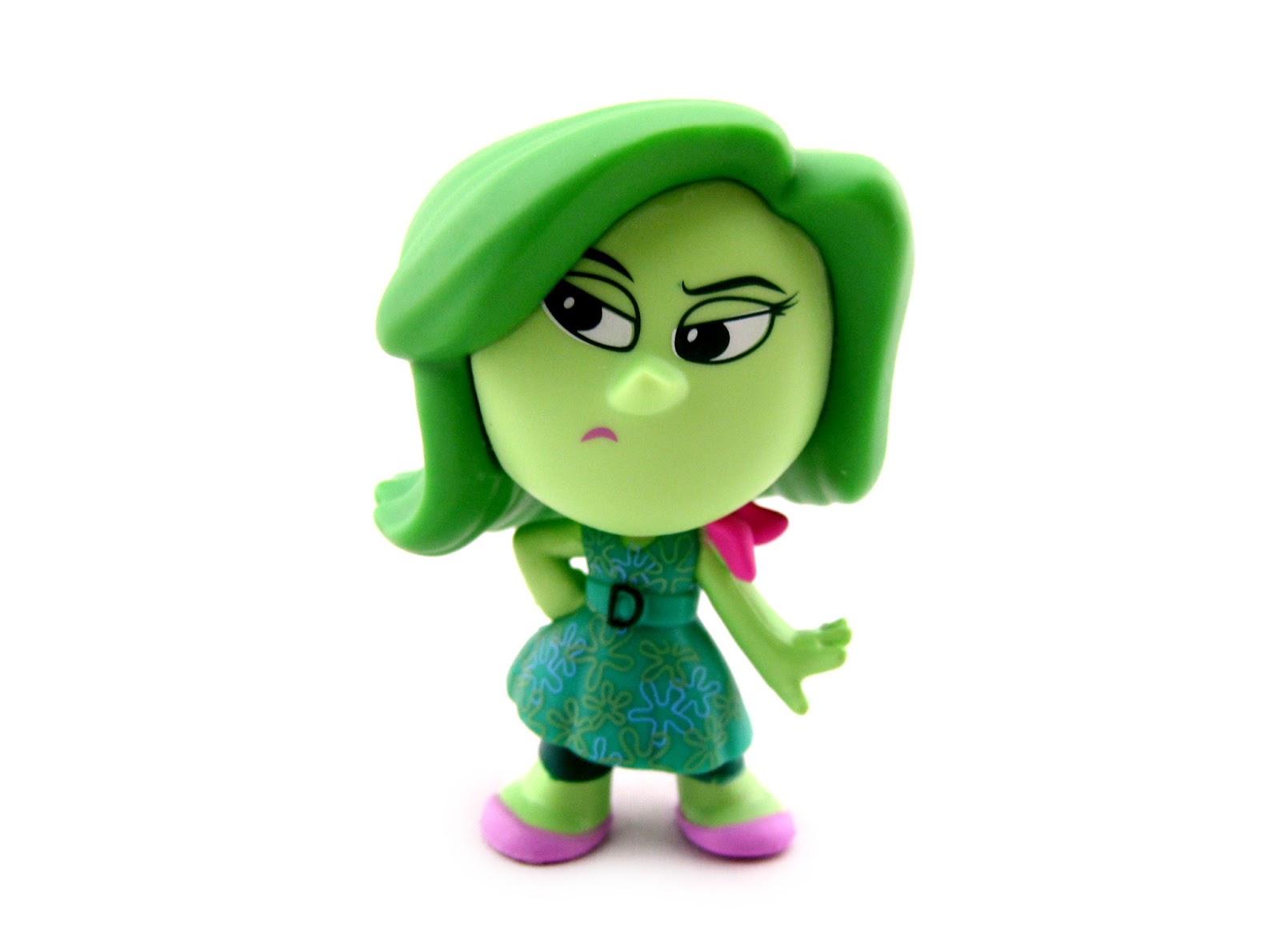 inside out mystery minis disgust