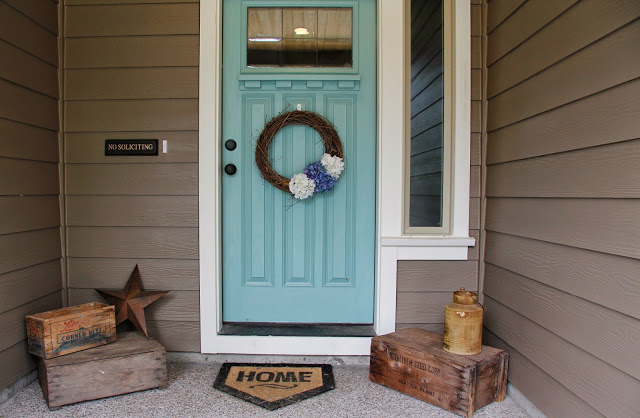 So take a look at some of the ways I\u0027ve found to decorate an accent door. & Accent Door Decorating | Health Love \u0026 Fire Pezcame.Com