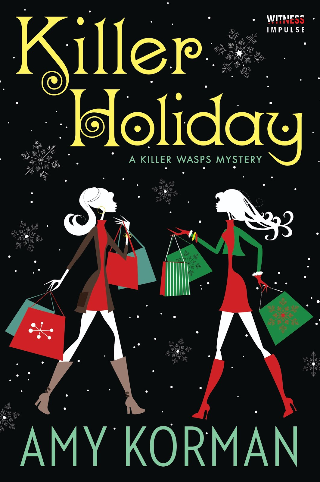 KILLER HOLIDAY (Cozy Mystery)